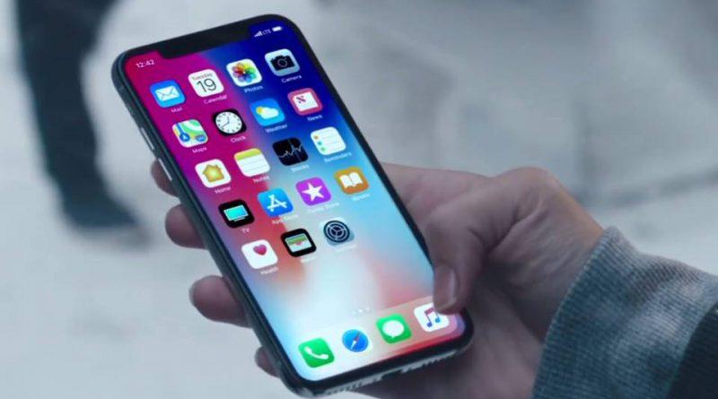 Huawei P11 ekran jak iPhone X