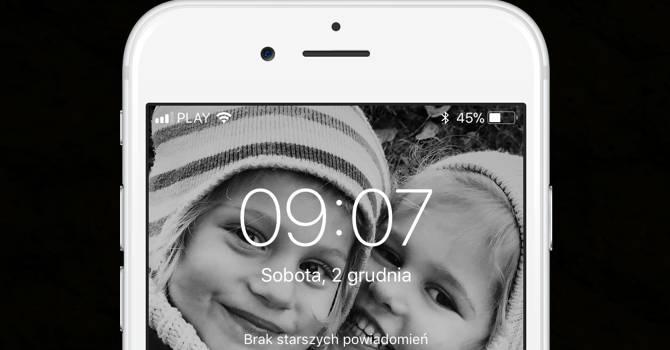 Apple iOS 11.1.2 błąd iPhone 2 grudnia resetowanie się