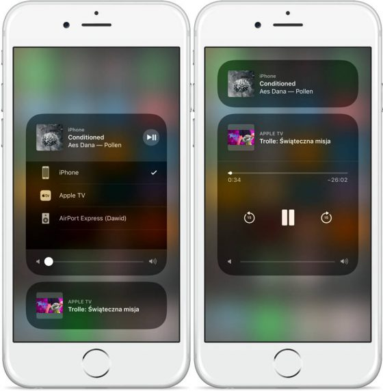 iOS 11.2.5. beta 1 AirPlay 2