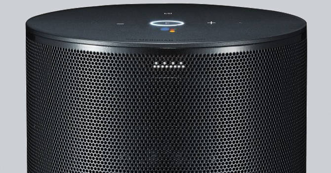 LG Thinq Speaker głośnik inteligetny Google Assistant CES 2018