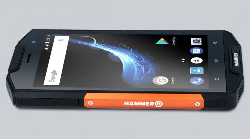 myPhone HAMMER BOLT opinie cena