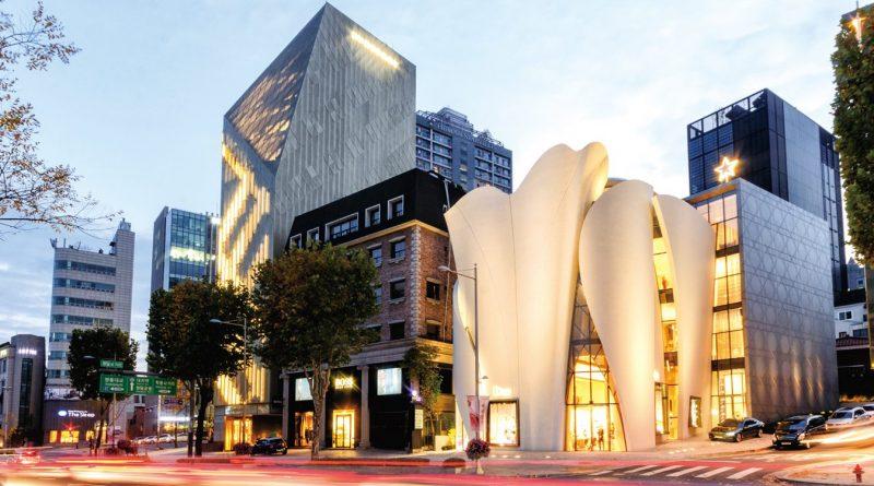 Salon Apple Korea Południowa Seul