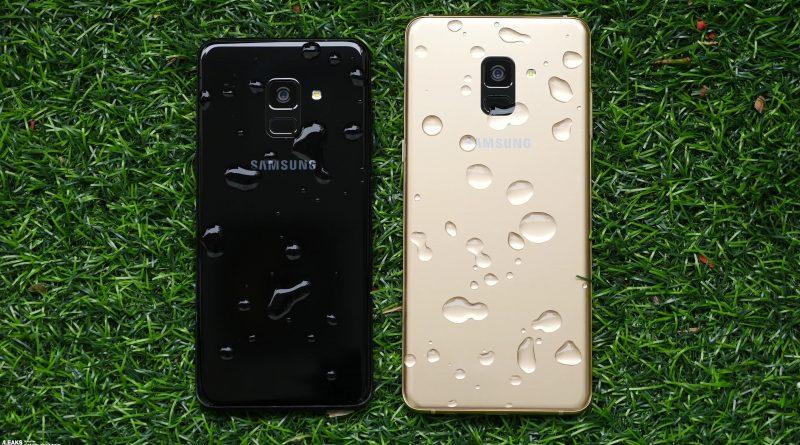 Samsung Galaxy A8 (2018) recenzja wideo