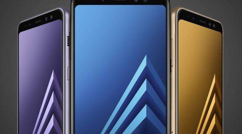Samsung Galaxy A8 (2018) cena specyfikacja opinie