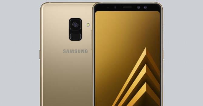 Samsung Galaxy A8 (2018) cena