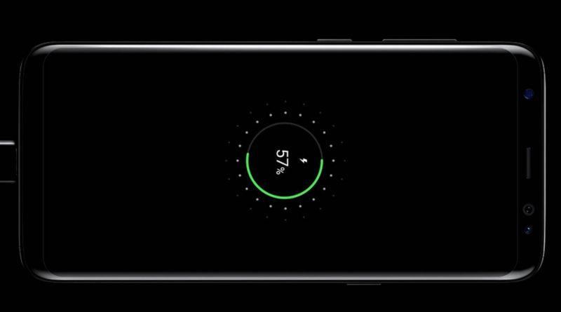 Samsung Galaxy S8 szybkie ładowanie problemy