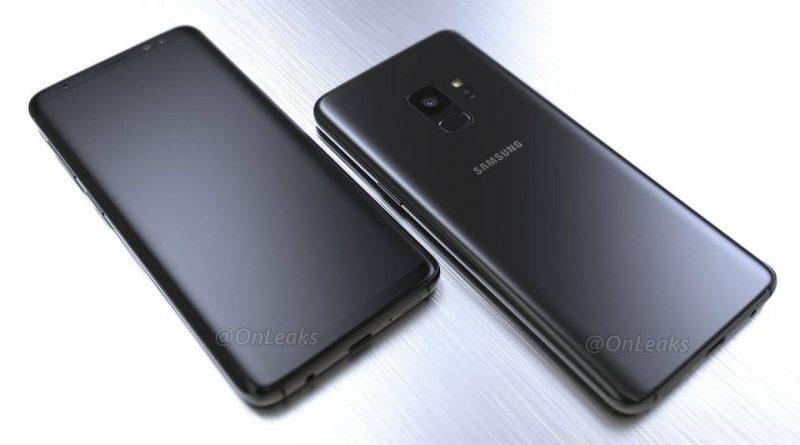 Samsung Galaxy S9 premiera MWC 2018
