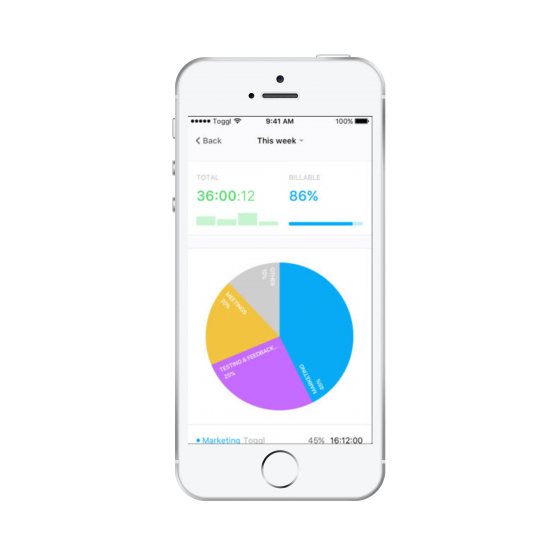 Toggl najlepsze nowe aplikacje iOS grudzień 2017