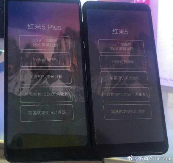 Xiaomi Redmi 5 Plus specyfikacja