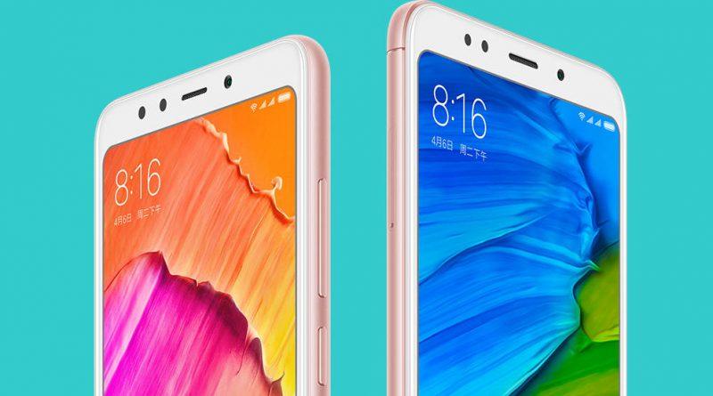 Xiaomi Redmi 5 vs Redmi 5 Plus