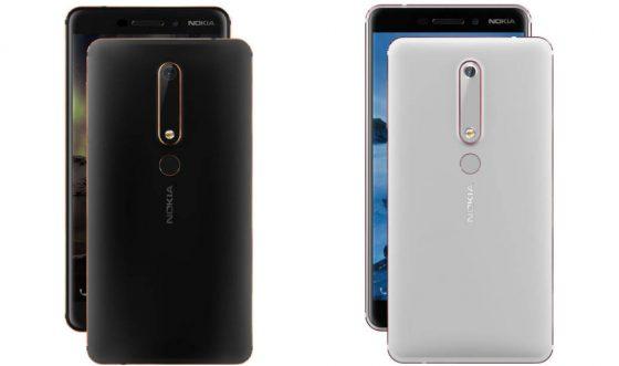 Nokia 6 2. generacji