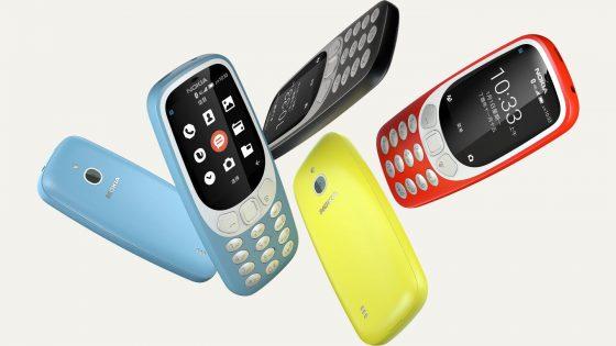 Nokia 3310 4G specyfikacja opinie