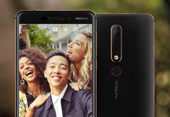 Nokia 6 (2018) cena