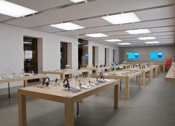 apple store walencja hiszpania
