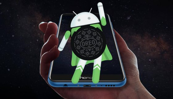 Honor 8 Pro, Honor 9i, Honor 7X i Honor 8 Lite Android 8.0 Oreo EMUI 8.0