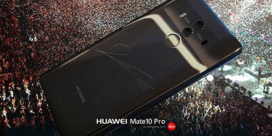 Huawei Mate 10 Pro WOŚP Robert Lewandowski