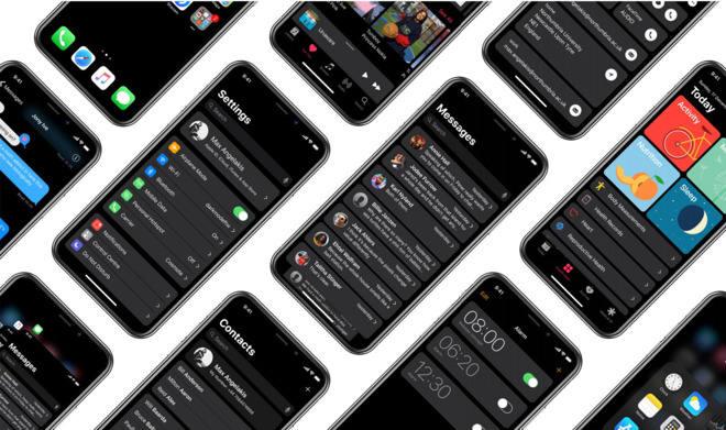 Apple iOS 12 watchOS 5 tvOS 12 macOS 10.14