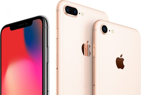 Apple iPhone X iPhone 8 Plus