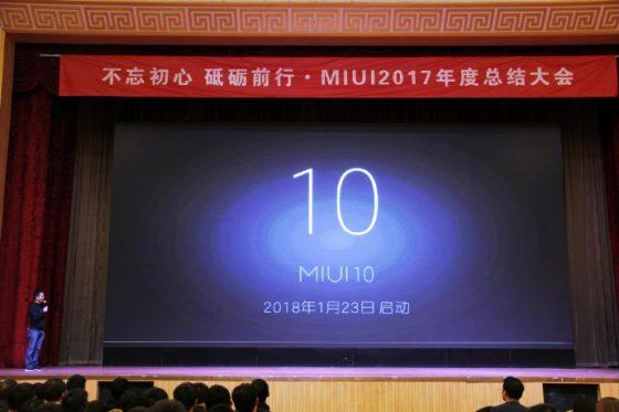 MIUI 10 kiedy aktualizacja Xiaomi