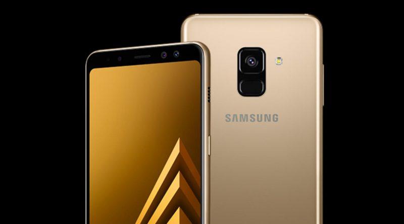 Samsung Galaxy A8 (2018) polska przedsprzedaż