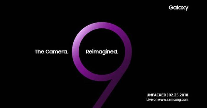 Samsung Galaxy S9 Unpacked MWC 2018 kiedy