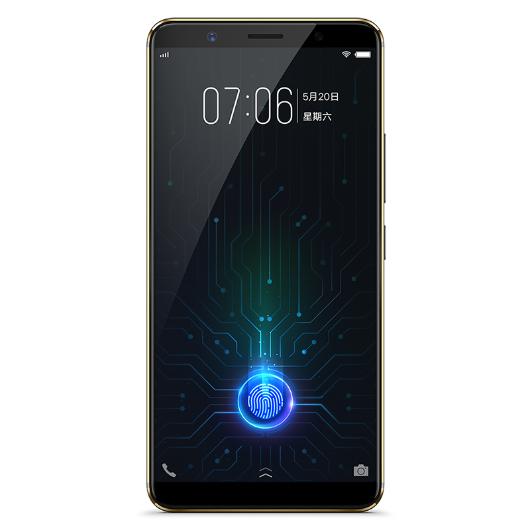 Vivo X20 Plus UD price specification