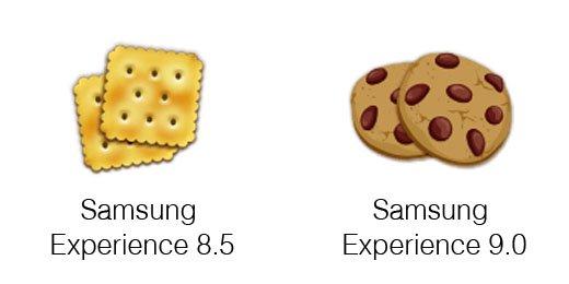 Samsung experience 9.0 emoji 3
