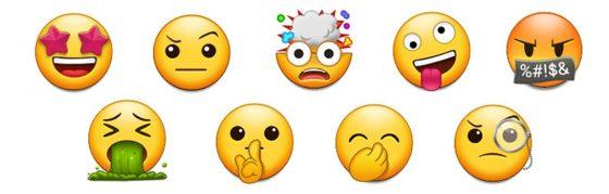 Samsung experience 9.0 emoji 4