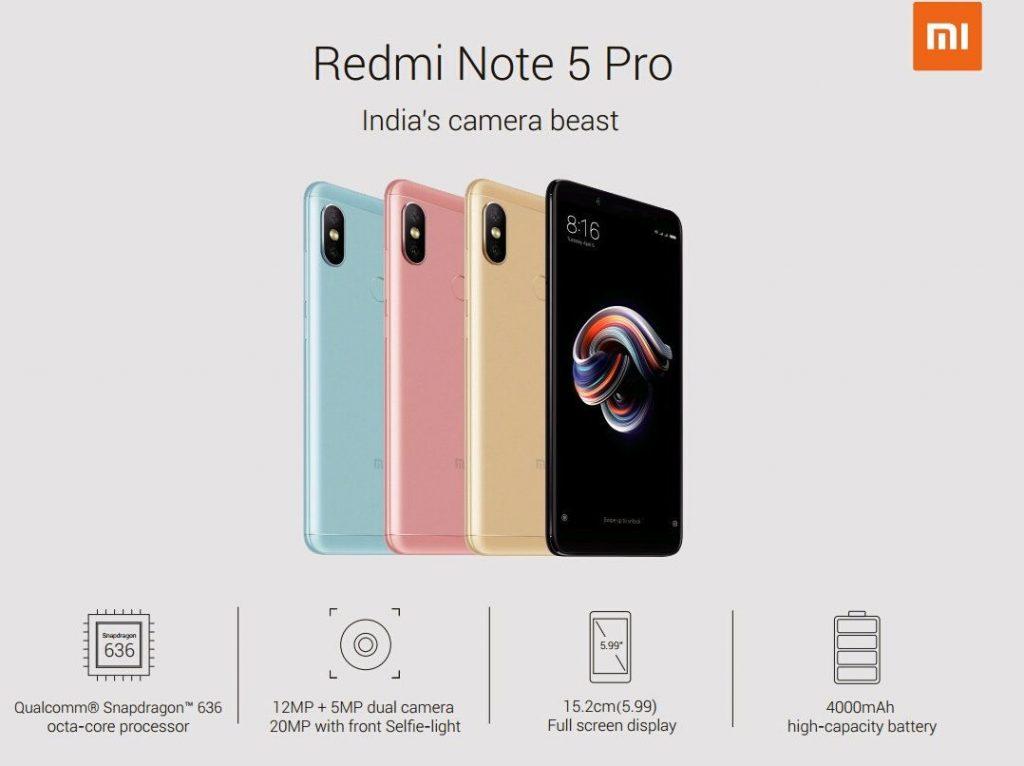 4k Girls Redmi Note 5 Mobile Wallpaper: Xiaomi Redmi Note 5 Pro Ujawnia Szczegóły Przed Premierą