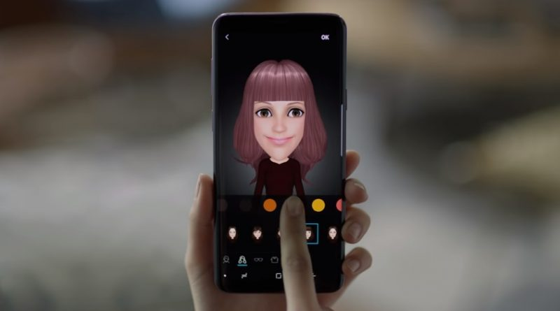 emoji ar animoji apple iphone samsung galaxy s9