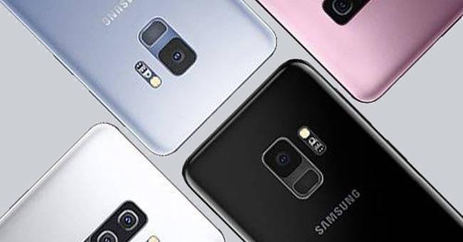 Samsung Galaxy S9 kolory obudowy