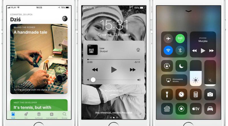 Apple iOS 11.2.6 aktualizacja co nowego
