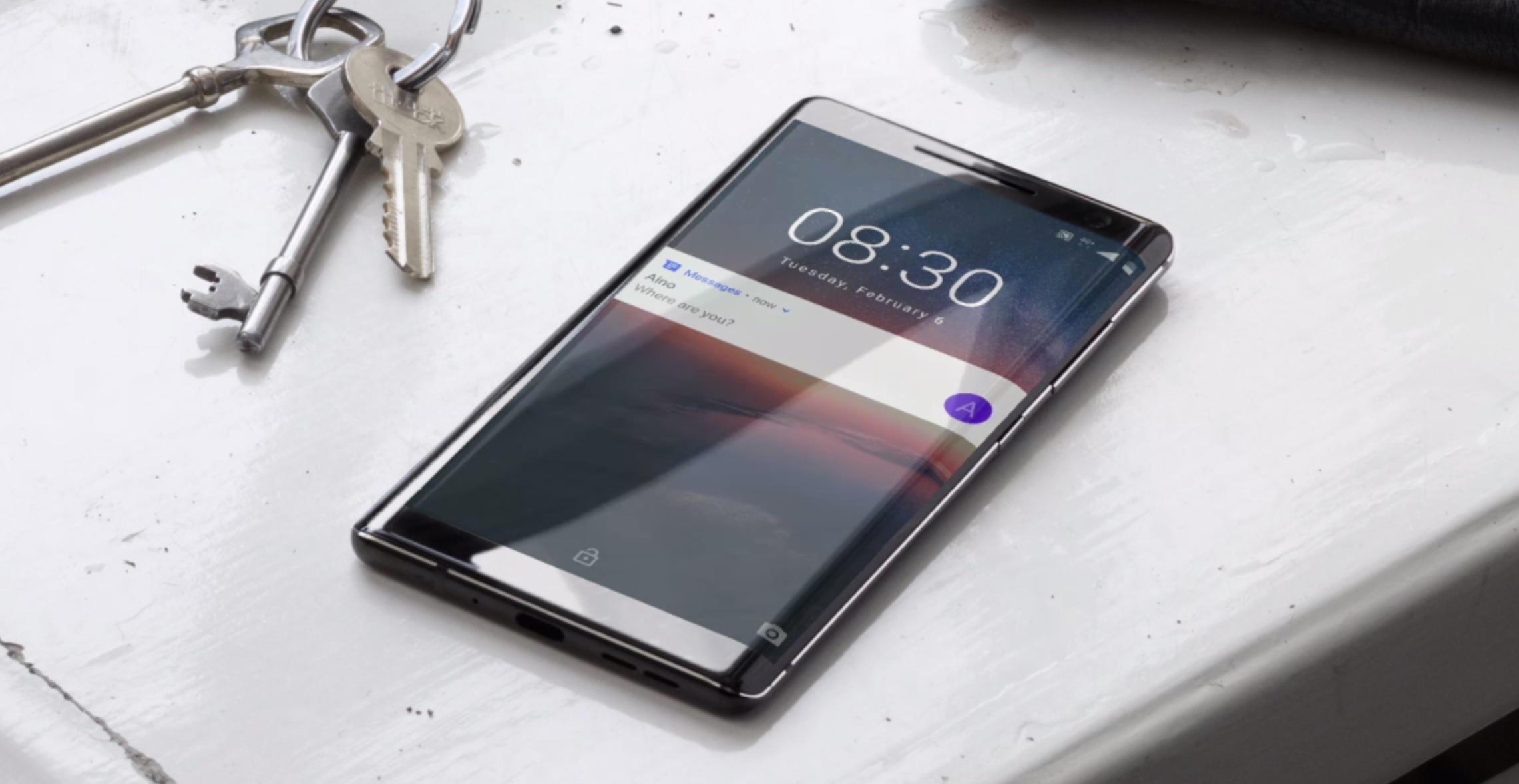 Nokia 1, Nokia 6 (2018), Nokia 7 Plus i Nokia 8 Sirocco z ...