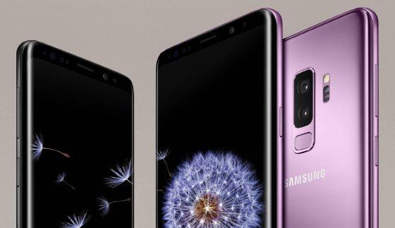 Samsung Galaxy S10 Galaxy S9