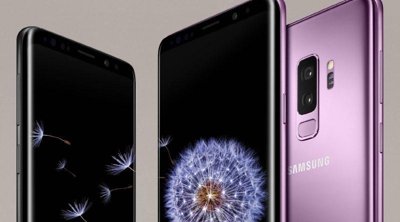 Samsung Galaxy S9 cena
