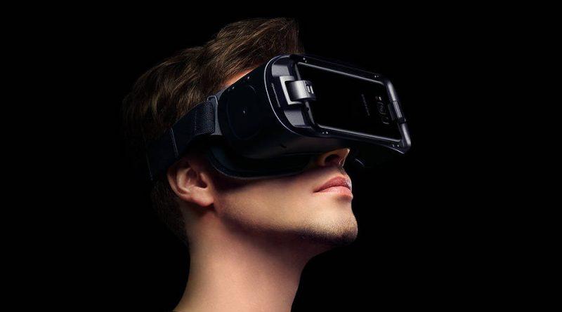 Samsung Galaxy S9 gogle Gear VR