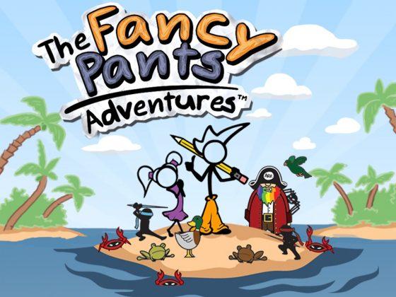super fancy pands adventures