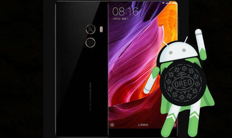 Xiaomi Mi Mix Xiaomi Mi 5 Android 8.0 Oreo
