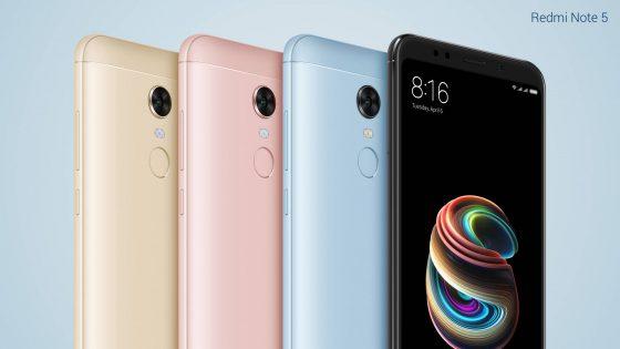 Xiaomi Redmi Note 5 cena specyfikacja