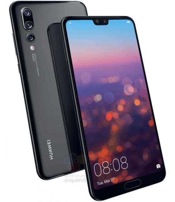 Huawei P20 Pro aparat szczegóły