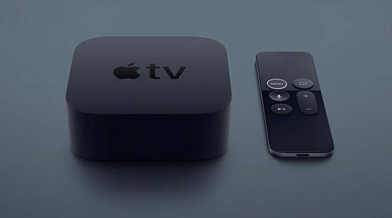 Apple TV 4K Apple A12X