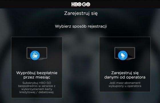 HBO Go w Polsce za darmo
