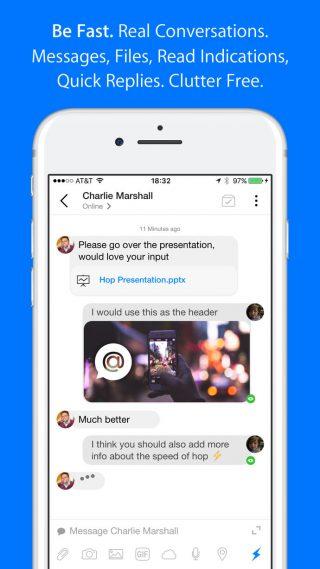 Najlepsze aplikacje na iOS marzec 2018 hop