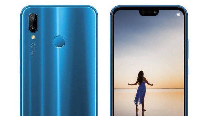 Huawei P20 Lite cena przedsprzedaż