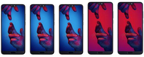 Huawei P20 Pro cena