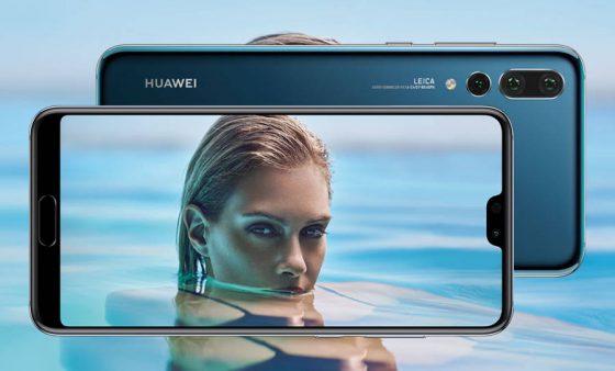 Huawei P20 Pro przedsprzedaż