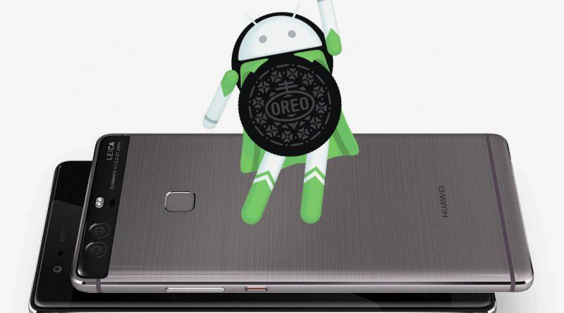 Huawei P9 Plus Android 8.0 Oreo EMUI 8.0 kiedy