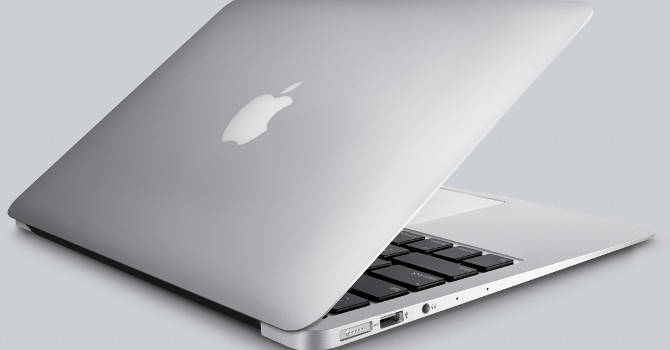 Apple nowy MacBook Air