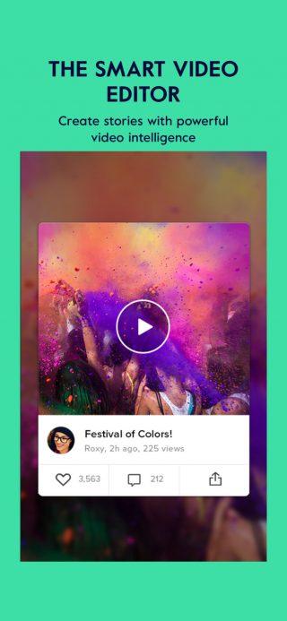 Najlepsze aplikacje na iOS marzec 2018 companion Magisto