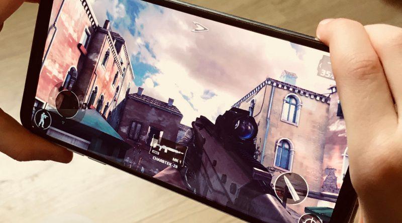 Najlepsze gry Android iOS
